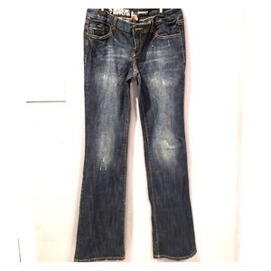 Mossimo Supply CO. Woman Jean's Bootcut